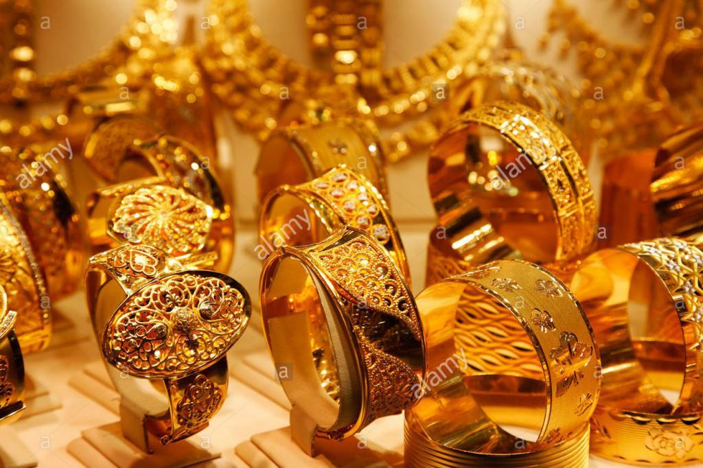 واردات سرسام آور طلا به هند