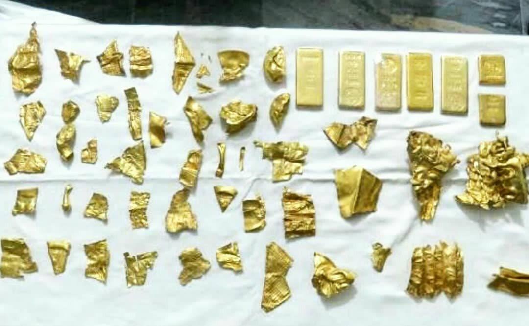 کشف بیش از 5 میلیارد تومان طلا قاچاق