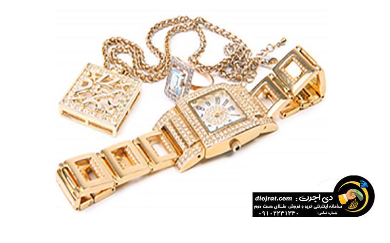 مصنوعات طلا