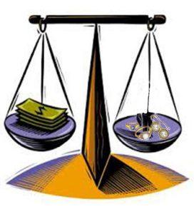 وزن کشی طلا با نگین