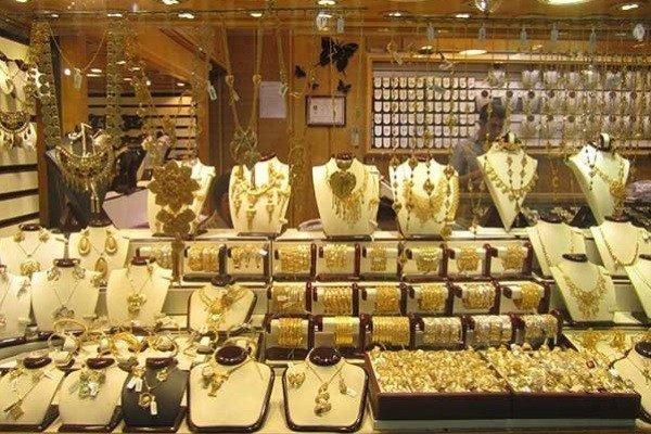 بار دیگر سرقت از طلا فروشی