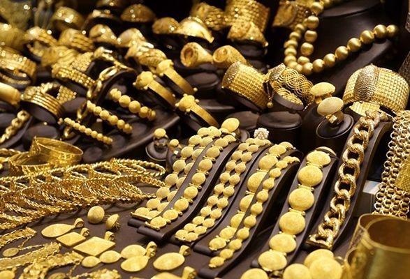 قیمت طلا امروز دوشنبه افت کرد