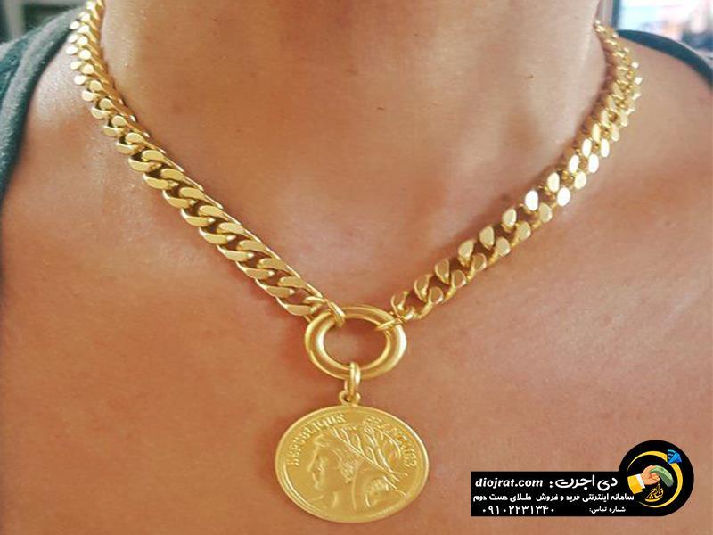 کاربرد سکه های طلا