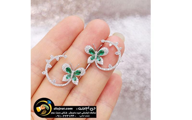 جواهرات با سنگ اصل