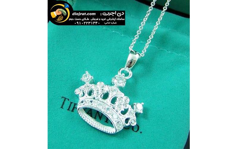 جواهرات برند تیفانی با اجرت بالا