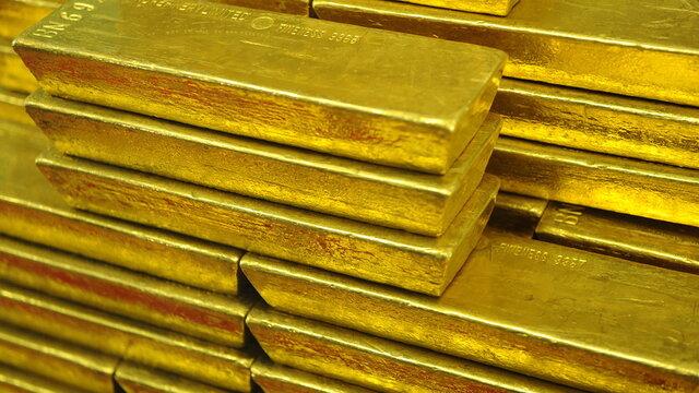 صادرات طلای روسیه ازاد شد