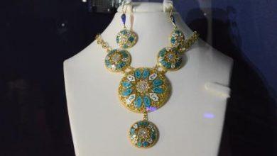 نمایشگاه طلای فیروزه