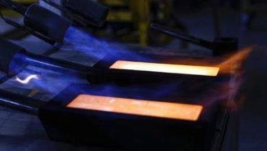 تولید 10 تن طلا