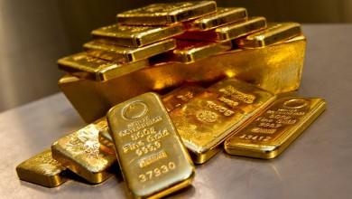 نوسان کاهشی طلا در بازارهای جهانی