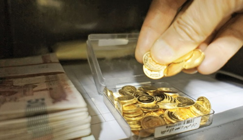 شوک سکهبازها به بازار