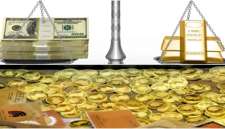 قیمت سکه در انتطار علامت طلا